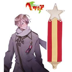 Axis Powers Hetalia Russia Ivan Braginski Pectoral Anime Cosplay Accessories 12.5cm