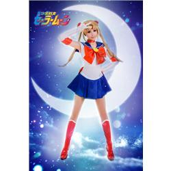 Sailor Moon Tsukino Usagi Cosplay Costume XXS XS S M L XL XXL XXXL 7 days prepare