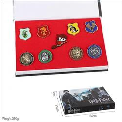 Harry Potter Boxed Badge brooch Style C