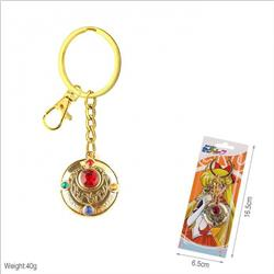 SailorMoon Keychain pendant or necklace
