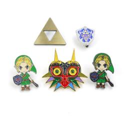the legend of zelda anime pin price for 1 pcs