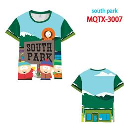 south park anime tshirt 2xs to 5xl