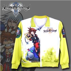 kingdom hearts anime hoodie M to 3xl
