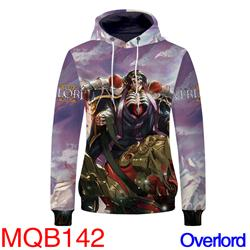 overlord hoodie 2xs to 4xl