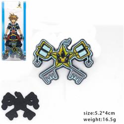 Kingdom Hearts Badge badge brooch pin