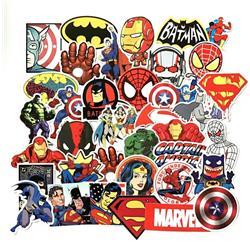 avengers sticker price for 100 pcs