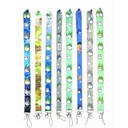 totoro anime Lanyard keychain price for 10 pcs 92cm random selection