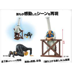 one piece anime figure set 10-16cm with box