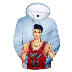 slam dunk anime hoodie 2xs to 4xl