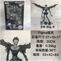 death note anime figure 16cm