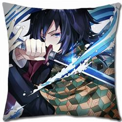 Demon Slayer Kimets Double-sided full color pillow cushion 45X45CM G4-100