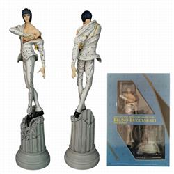 JoJos Bizarre Adventure Ballpoint pen Boxed Figure Decoration Model 14CM 124G Color box size:12X6.5X18CM