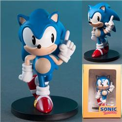 Sonic the Hedgehog anime figure