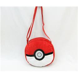 Pokemon plush satchel shoulder bag