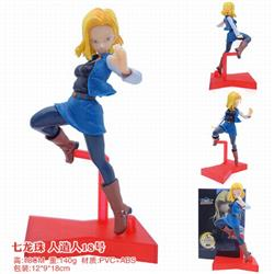Dragon Ball Android Boxed Figure Decoration Model 18CM 0.14KG