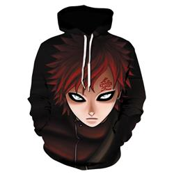 naruto anime 3d printed hoodie 2xs to 4xl