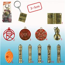 naruto anime keychain price for 1 pcs