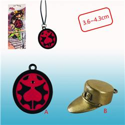 jojos bizarre adventure anime keychain price for 1 pcs