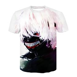 tokyo ghoul anime 3d printed tshirt 2S to 4xl