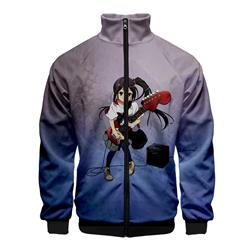 k-on! anime 3d printed hoodie 2xs to 4xl
