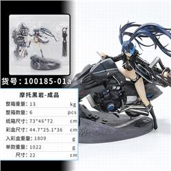 Black Rock Shooter Rock Cannon Model Anime PVC Figure Toy