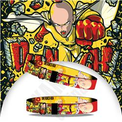one punch man anime Wristbands