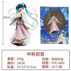 Hatsune Miku Sexy Girl Toy Collection Doll Anime PVC Figure