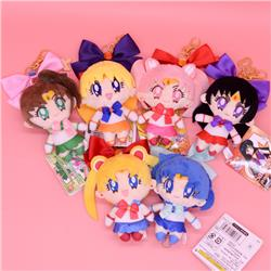sailormoon anime plush doll 10 cm price for 1 pcs