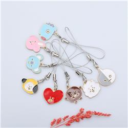 bts phonestrap price for 1 pcs