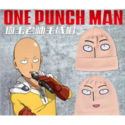 one punch man anime cap