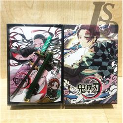 demon slayer anime sword with box price for 1 pcs random selection
