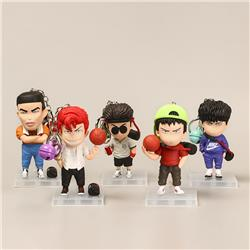 slam dunk anime figure keychain price for a set
