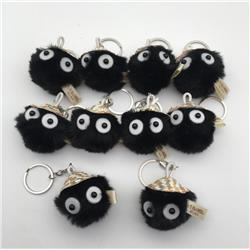 My Neighbour Totoro anime plush toy keychain price for a set of 10 pcs