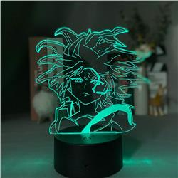 Hunter×Hunter anime 7 colours LED light