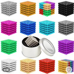 magnetic magic cube 5mm 216 pcs