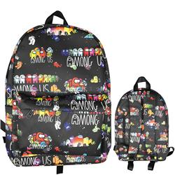 Among Us game anime backpack