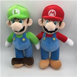 Super Mario Bros. anime plush toys set